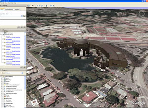 Google Earth 4 beta