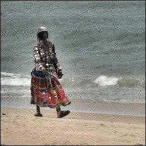 traditionaalista intialaista muotia