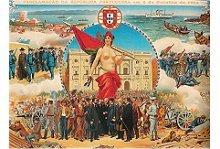 Viva a República de 1910! Abaixo a república socrática!