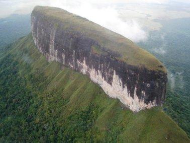 Resultado de imagen para gran macizo guayanés