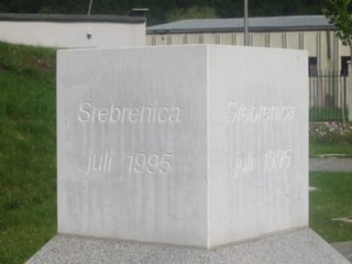 Srebrenica Massacre, 7/11 1995