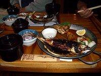 Aji lunch