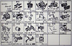 The ultimate Toyota Wish website!: Original Wish parts bible