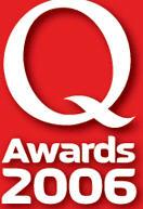 U2 en Q Awards 2006