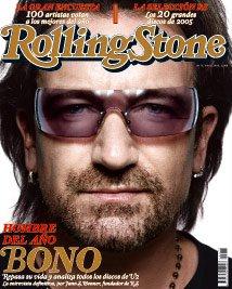 Bono en Rolling Stone España