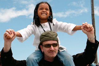 Bono en South Africa