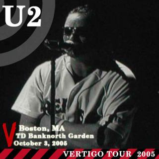 Boston bootleg U2 vertigo tour