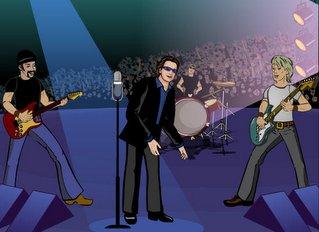 U2 en FLASH