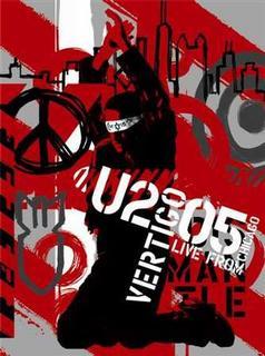 Portada DVD U2 Vertigo 05: Live from Chicago