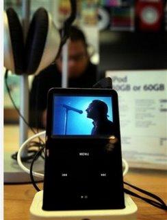 Bono and iPod