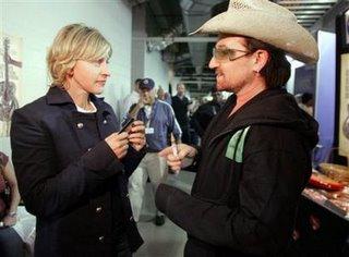 Bono y los Grammy