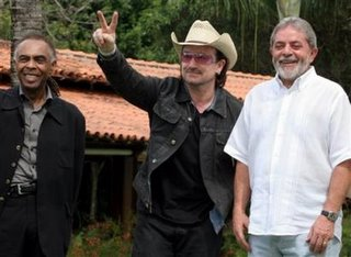 bono y Lula