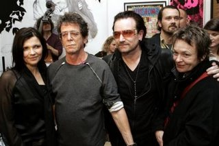 Bono, Ali y EDUN 2