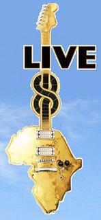 live 8 concerts