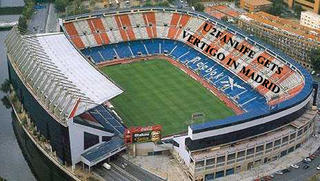 Estadio Vicente Calderon Madrid
