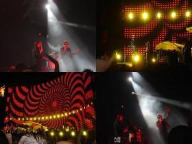U2 PHOTOS Vertigo Tour , Copenhagen