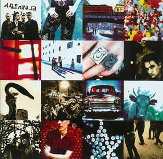 U2 Achtung Baby 1991