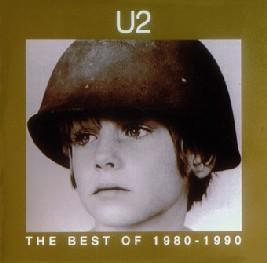 U2 THE BEST OF 1980-1990 (1998)