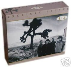 u2 rare box joshua tree
