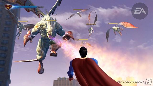Image result for SUPERMAN RETURNS game 2006