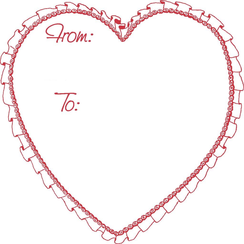 Meggiecat Heart Shaped T Tag