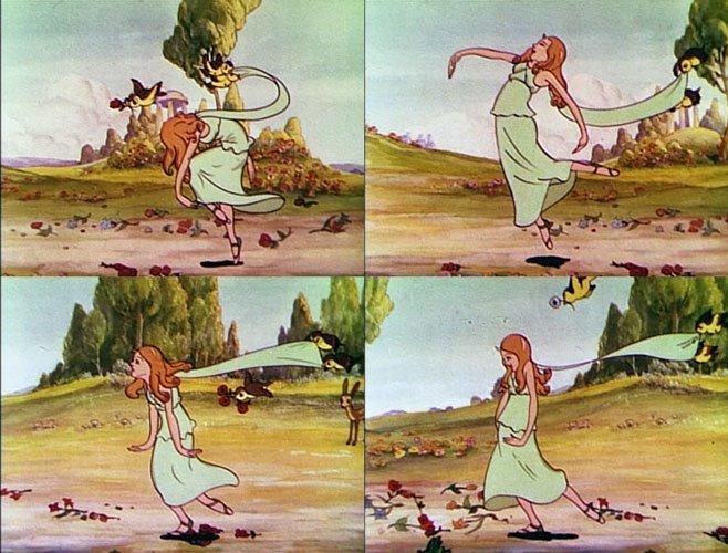 Resultado de imagen de goddess spring disney