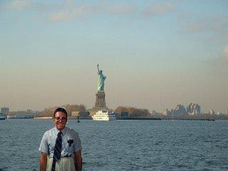 eu em new york, orkut