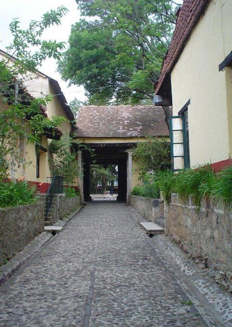Entrada Hacienda