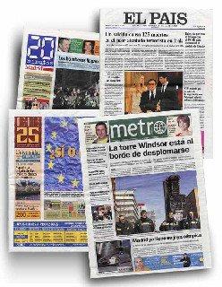 La prensa gratuita está compitiendo a pasos de gigantes con la prensa tradicional