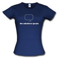 Subaltern Speaks t-shirt