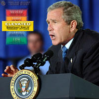 Bush and Alert Spectrum