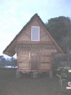Lumbung Padi (image is courtesy of Gasol Pertanian Organik)