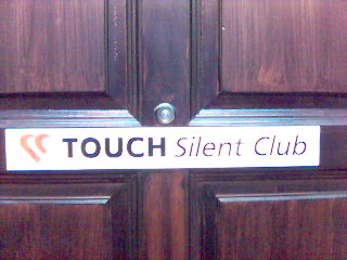 TOUCH Silent Club