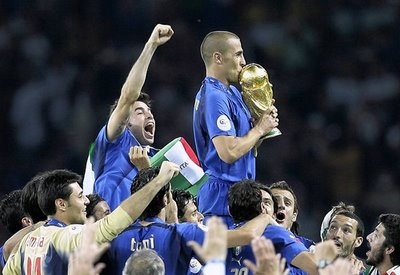 Victorious Italy