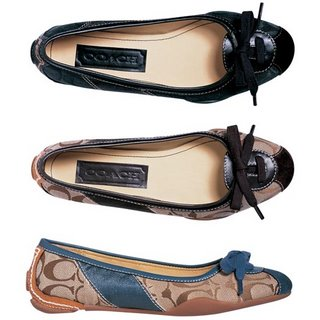 'Jasmine' Ballet Flats from Coach