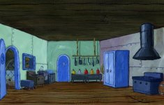 23 Cozy Krusty Krab Kitchen That Steal The Show