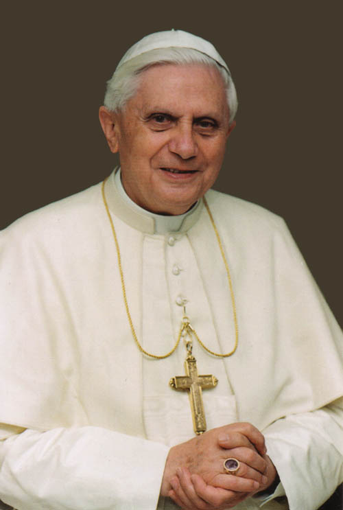 San José: San José en el Angelus del Papa Benedicto XVI