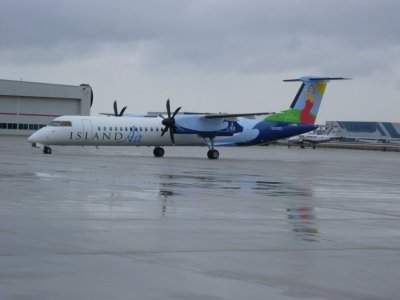 Island Air's New Livery - FlyerTalk Forums