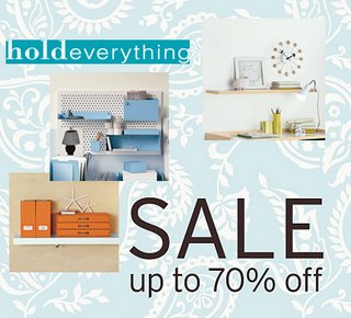 Hold Everything Weekend Sale 3/22-3/26
