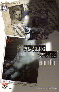 Rising Stars: Born in Fire