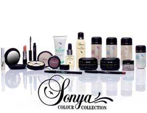 Produtos Forever Living Sonya Colour Collection