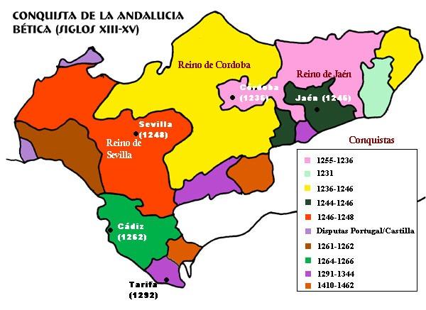 Conquista de Andalucía