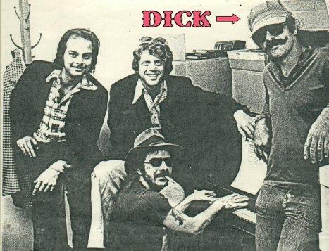 dick monda and band