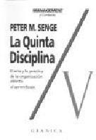 SENGE, Peter - La Quinta Disciplina