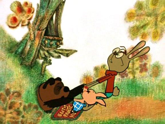 Russian Insider Winnie The Pooh Russian Version