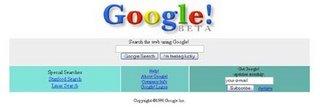 Google - December 2, 1998