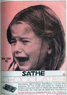 Sathe Chocolates (The Sathe Biscuit & Chocolate Co. Ltd.)