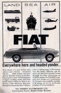 Fiat - The Premier Automobiles Ltd