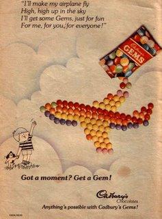 Cadbury's Gems