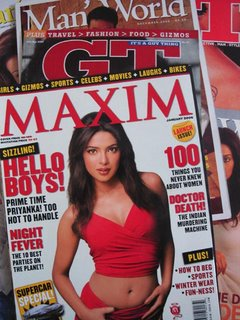 Magazines that Men Read
